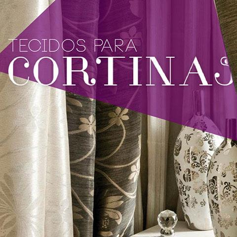 Banner Tecidos Cortinas