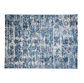 Tapete Leblon 03 1.50x2.00 Azul