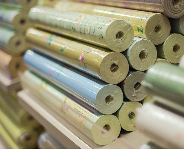 Banner papel de parede