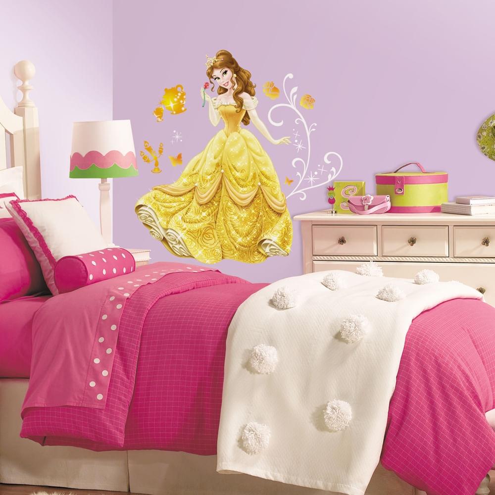 Adesivos-de-Parede-Decorativos-Princesa-bela-e-a-fera-2551-1