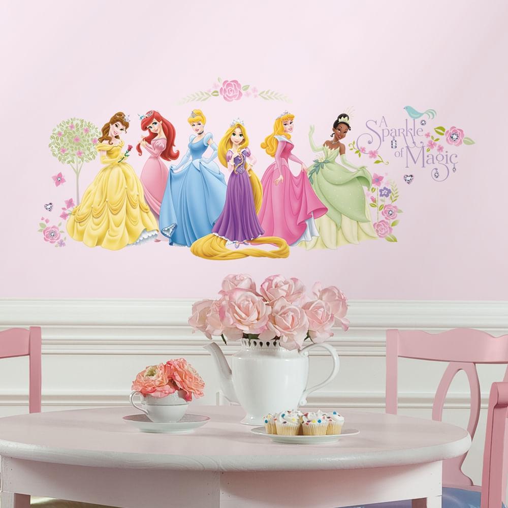 Adesivos-de-Parede-Decorativos-Princesas-com-brilho-1903-1