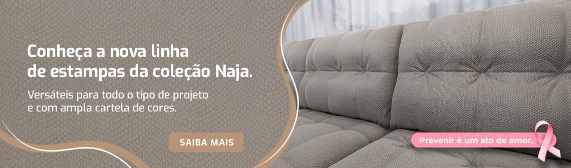 Banner coleção Naja