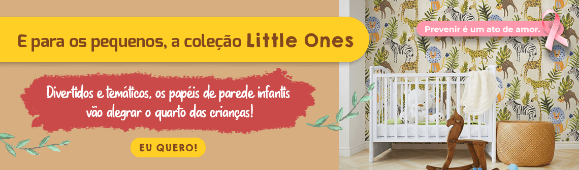 Banner coleção Little Ones